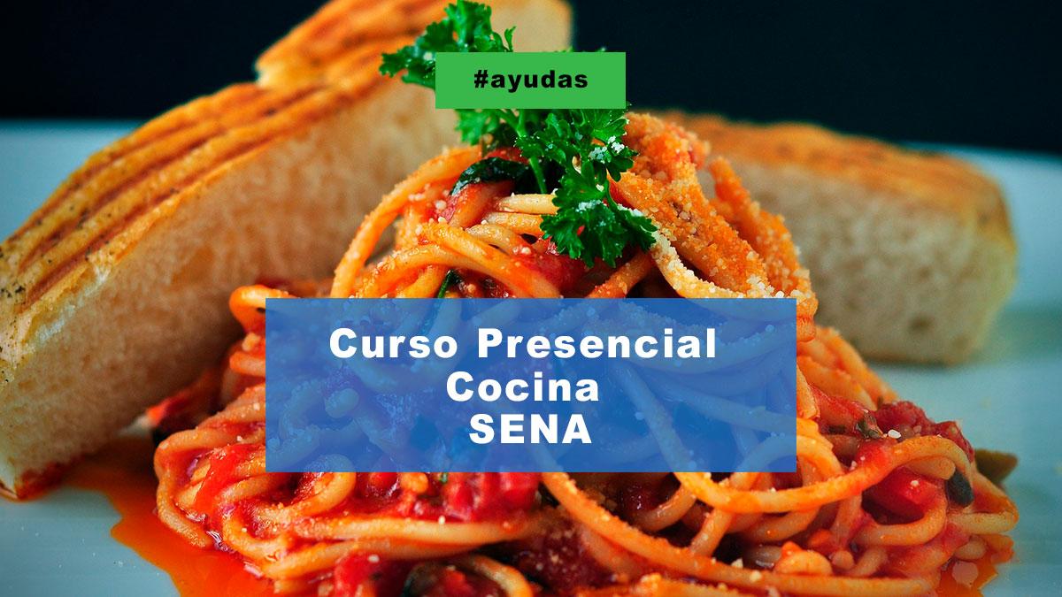 Curso Presencial Cocina SENA