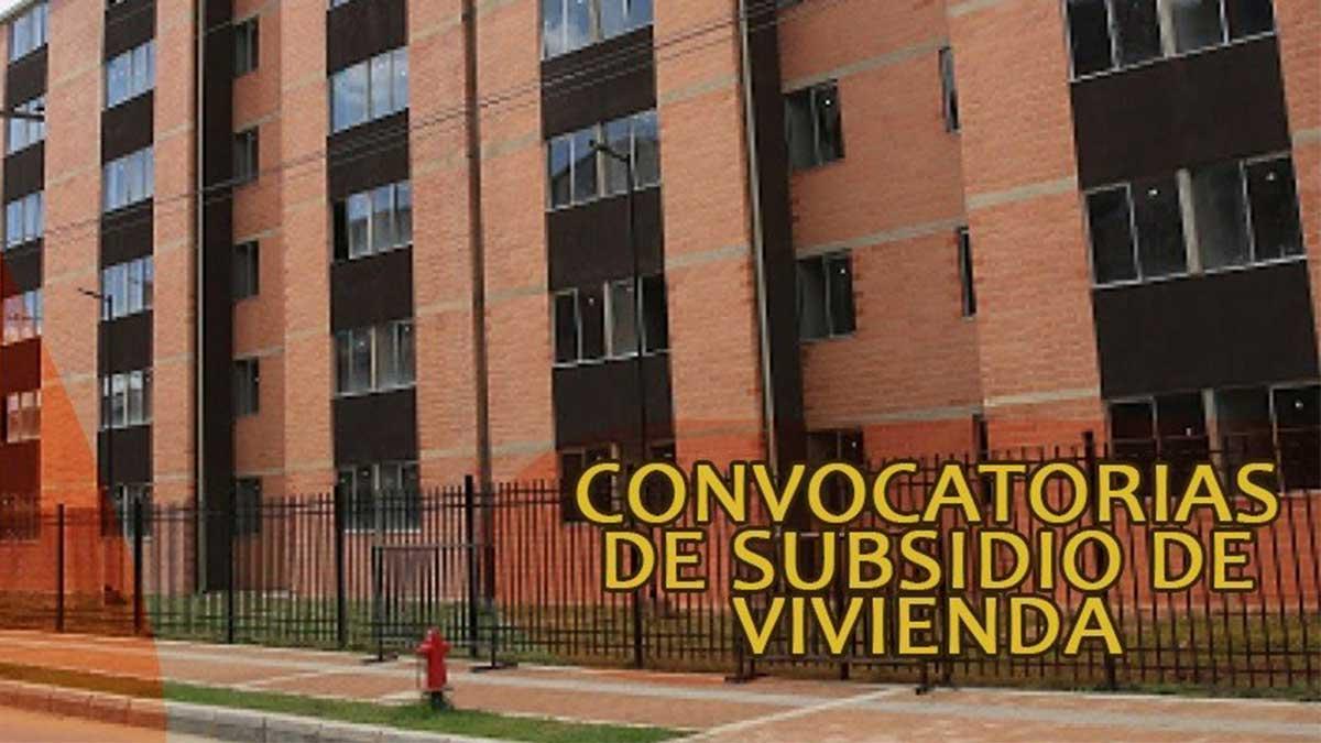subsidios de viviendas