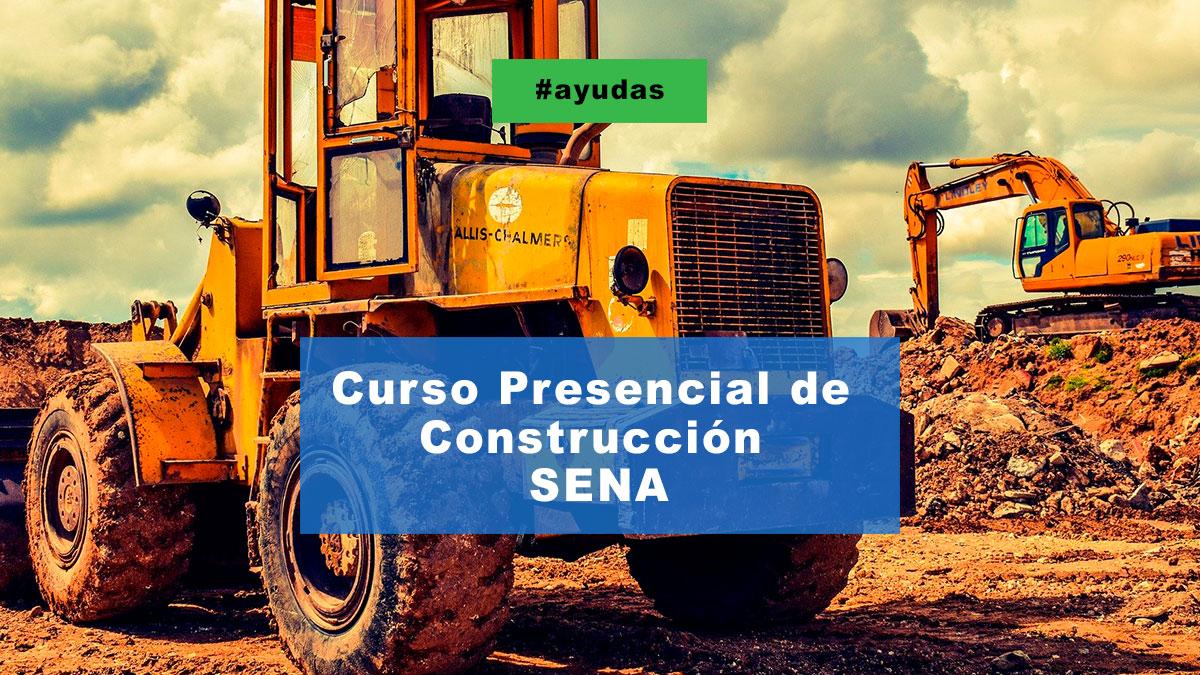 Curso Presencial de Construcción SENA