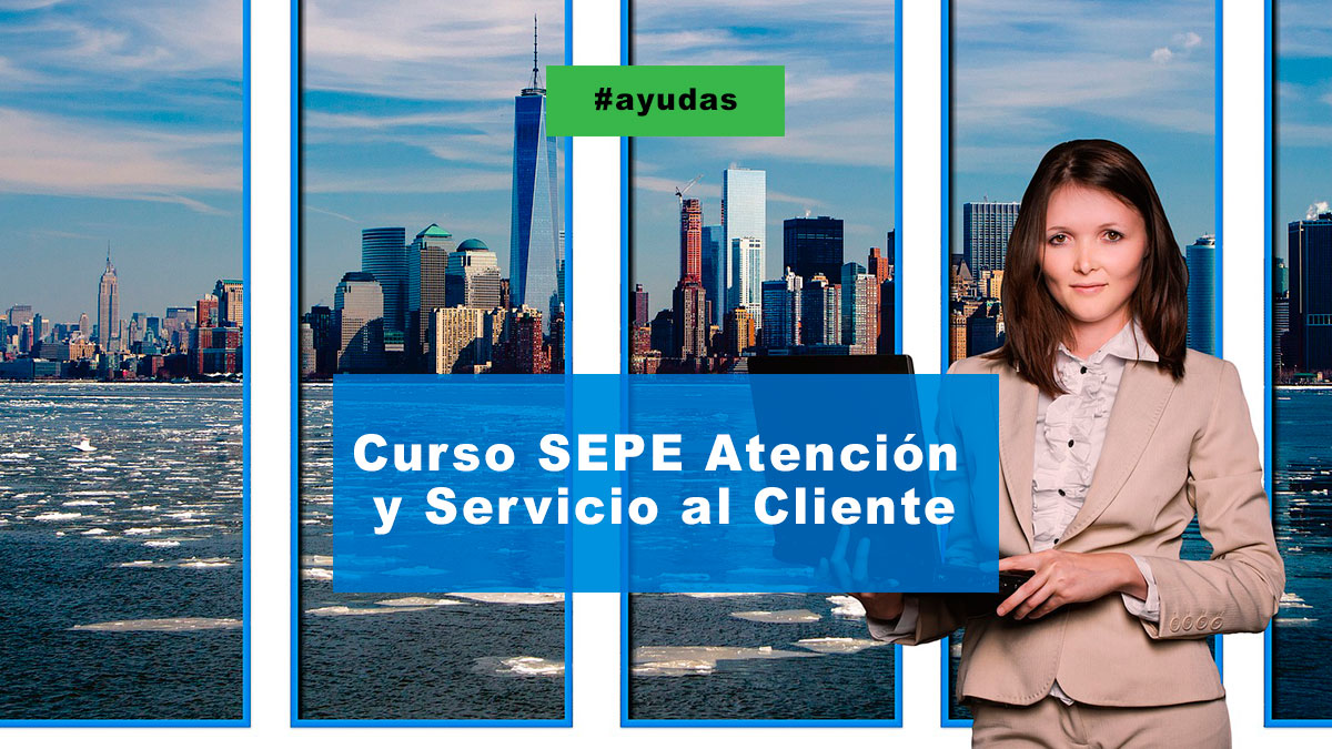 Curso SEPE de atención y servicio al cliente