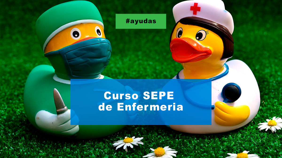 Curso SEPE de enfermería