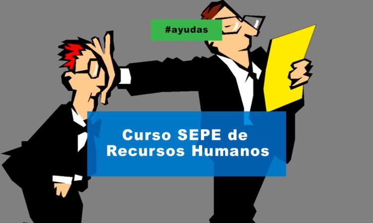Curso SEPE de recursos Humanos