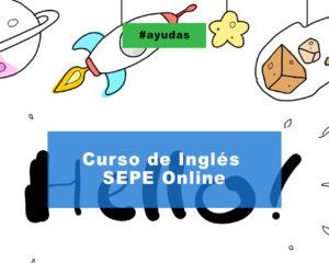 Curso de inglés SEPE online