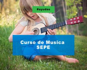 Curso de música SEPE