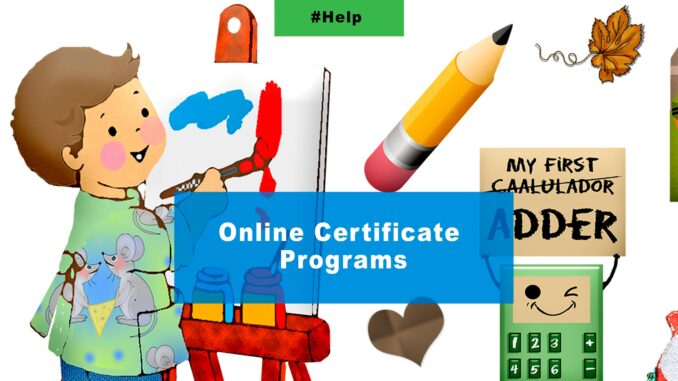 ▷【 Online Certificate Programs 】- MORE INFORMATION 🥇