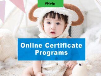 Online Certificate Programs