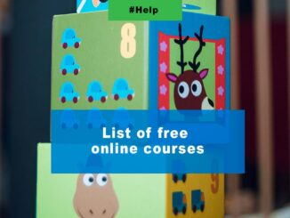 ▷【 List of free online courses 】- MORE INFORMATION 🥇