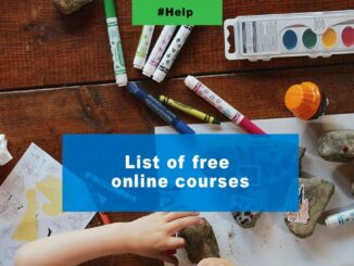 List of free online courses